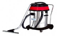 NVAC80 Triple Motor Industrial Vacuum Cleaner by NACS India