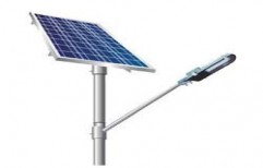 Solar Street Lighting Pole by Quality Enterprises