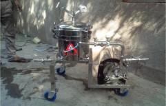 Sparkler Filter Press by Akshar Engineering Works