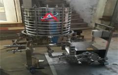 Zero Hold Up Filter Press Machine by Akshar Engineering Works