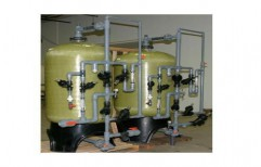 Demineralization Plant by Dairy Pharma Chem Liners
