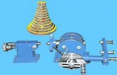 Dividing Head Gear Set by Suraj Machine Tools