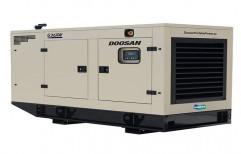 Doosan Generator Set by Raman Machinery Stores