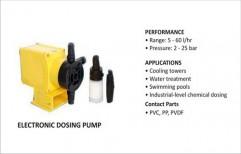 Electronic Dosing Pump by Vir Krupa Engineers