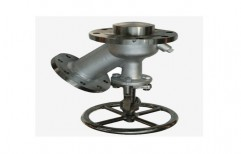 Flush Bottom Tank Valves by Dairy Pharma Chem Liners
