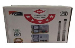 Single Phase PVC Submersible Pump Panel by Arun Brothers