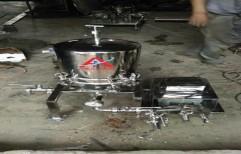 Vodka Filter Press Machine by Akshar Engineering Works