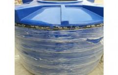 Blue Water Tank by Hariom Sanitary