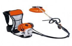 GT- Shakti 4 Stroke Backpack Crop Harvester, Brush Cutter by Raman Machinery Stores