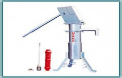 India Mark Ii Deepwell Hand Pump by Sri Venkateswara Electrical & Engineering