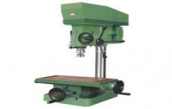 Milling Cum Drill Machine by Yamuna Trading