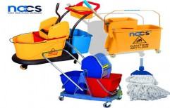 Mop Bucket by NACS India