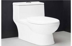 One Piece Toilet Seat by Hariom Sanitary