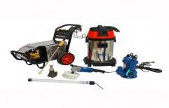 Water Tank Cleaning Kit 170 Bar (Max 250 Bar) by NACS India