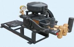 Heavy Duty Pressure Pumps for Vacuum Forming Machines by Yash Enterprises