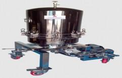 Industrial Filter Press by Akshar Engineering Works
