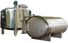 Insulated Vessels by Akshar Engineering Works