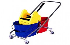 Mopping Trolley by NACS India