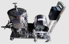 Paint Sparkler Zero Filter Press by Akshar Engineering Works