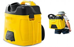 Shoulder Backpack Vacuum Cleaner by NACS India