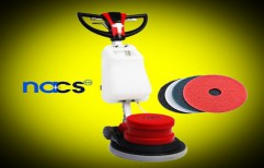 Single Disk Floor Cleaning Machine by NACS India