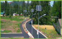 Solar Street Light by Satya Enterprises