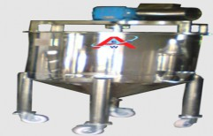 SS Mixing Tank by Akshar Engineering Works