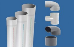 UPVC Pipes And Fittings by Hariom Sanitary