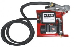 AC 220V Electric Transfer Pump with Flow Meter by Eastern Automotive Machine Tools Private Limited