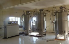 Automatic Liquid Manufacturing Vessel by Akshar Engineering Works