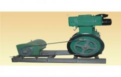 Belt Type Diesel Engine Generator by Raman Machinery Stores