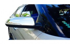 Chrome Side Mirror Covers by J. S. Enterprises