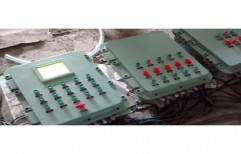 Flameproof Control Panel by Ecosys Efficiencies Private Limited