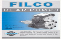 Oil Filteration Pumps by Shrisamarth Enterprises