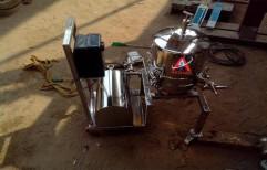Peach Juice Filtration Machine by Akshar Engineering Works