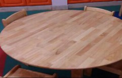 Round Dining Table by Sk Enterprises