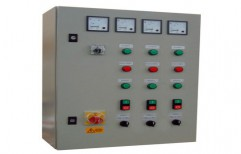 Star Delta Starter Panel by Ecosys Efficiencies Private Limited