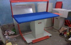 Vacuum Finishing Table High Speed by Garment Care