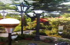 Garden Lighting Pole by Quality Enterprises