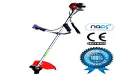 Heavy Duty Two Stroke Brush Cutter by NACS India