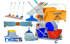 Mop Wringer Trolley by NACS India