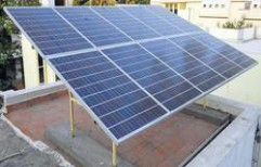 Off Grid Rooftop Solar System by Jm Enterprises