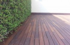 Outdoor IPE Wood by Floor Studio
