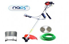 Petrol Brush Cutter by NACS India