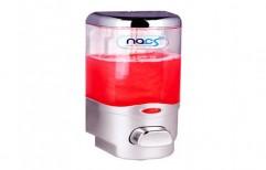 Plastic Soap Dispenser 300 ml by NACS India
