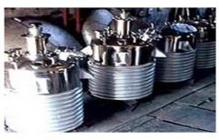 Reaction Vessels by Akshar Engineering Works