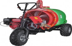 Self Driven Traction Air Delivery Sprayer- Tractor Sprayer by Raman Machinery Stores