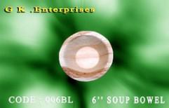 Soup Bowl by G K. Enterprises