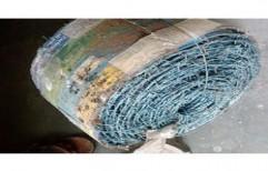 TATA Twisted GI Barbed Wire by Shri Krishna Traders