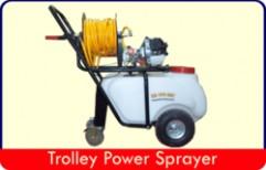 Trolley Power Sprayer by Sri Venkateswara Electrical & Engineering